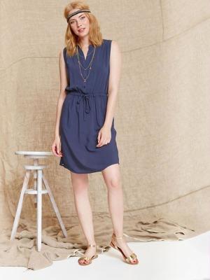 a5198b5a2a3c Top Secret šaty dámské košilový střih bez rukávu