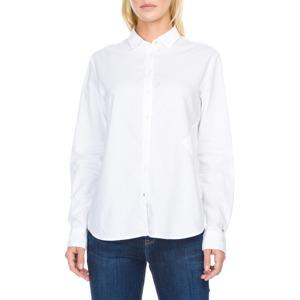 Dámská košile bílá dlouhý rukáv Tommy Hilfiger 1961ea5ff45