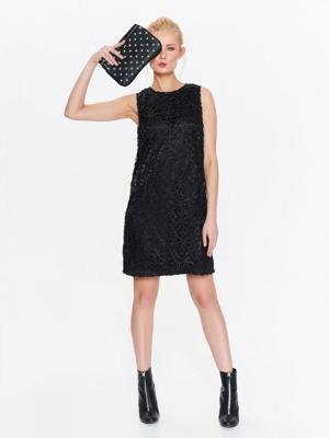 6a012981e8d Top Secret šaty dámské černé krajkové bez rukávu